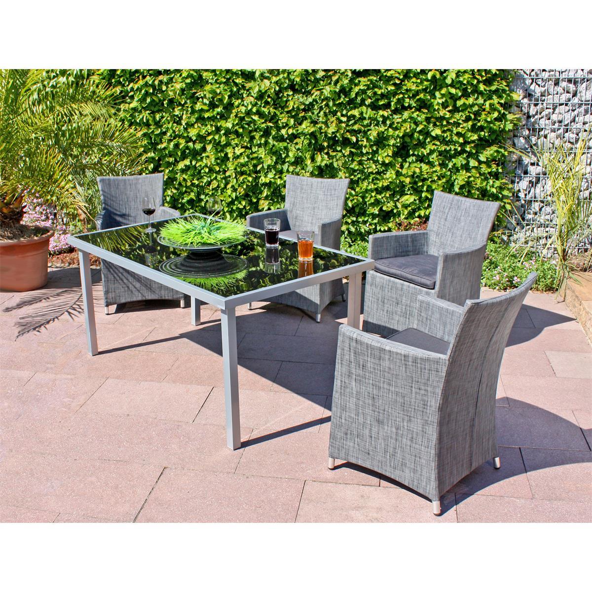 Garten sitzgruppe nola for Garten sitzgruppe