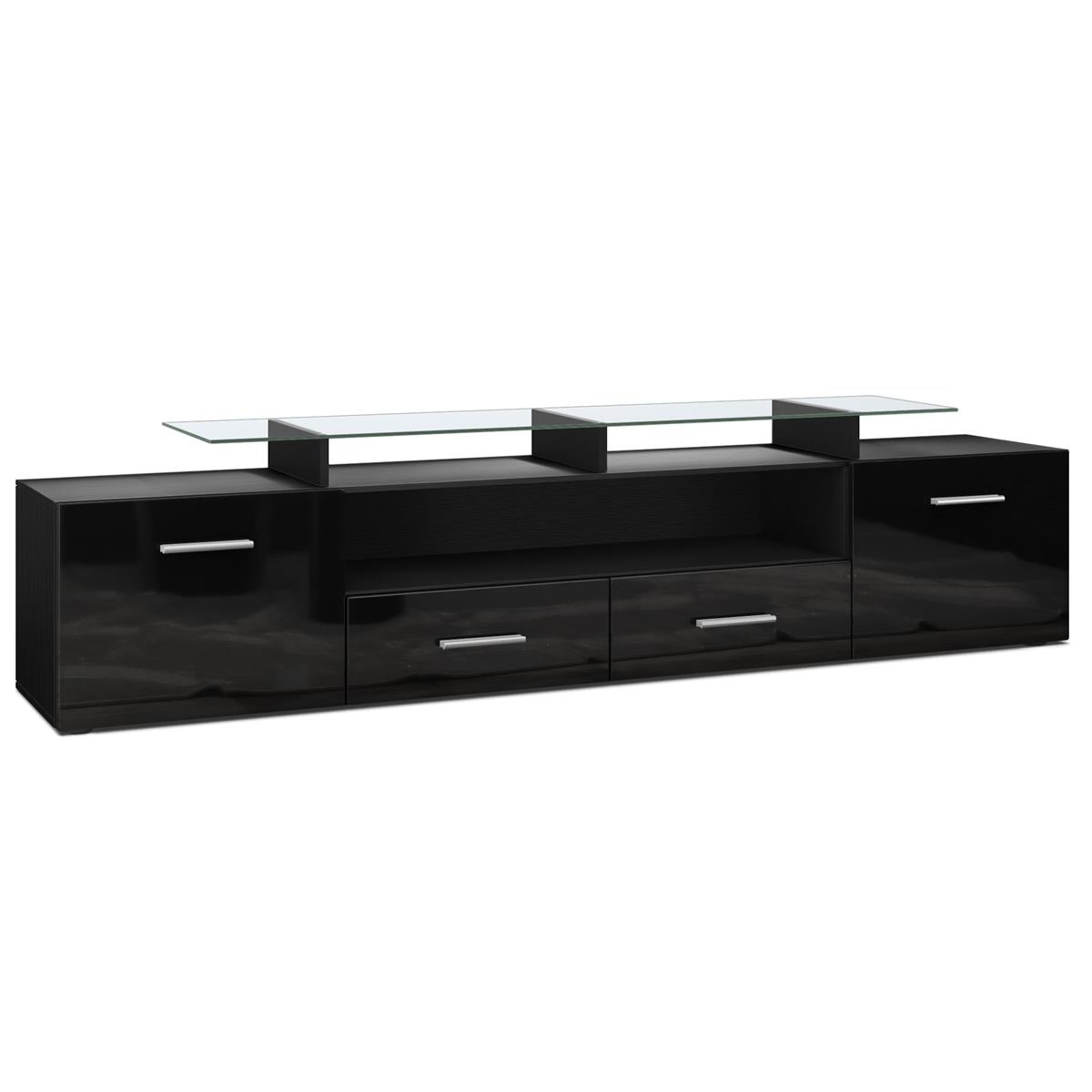 almada v2 tv board als kommode vladon m bel. Black Bedroom Furniture Sets. Home Design Ideas