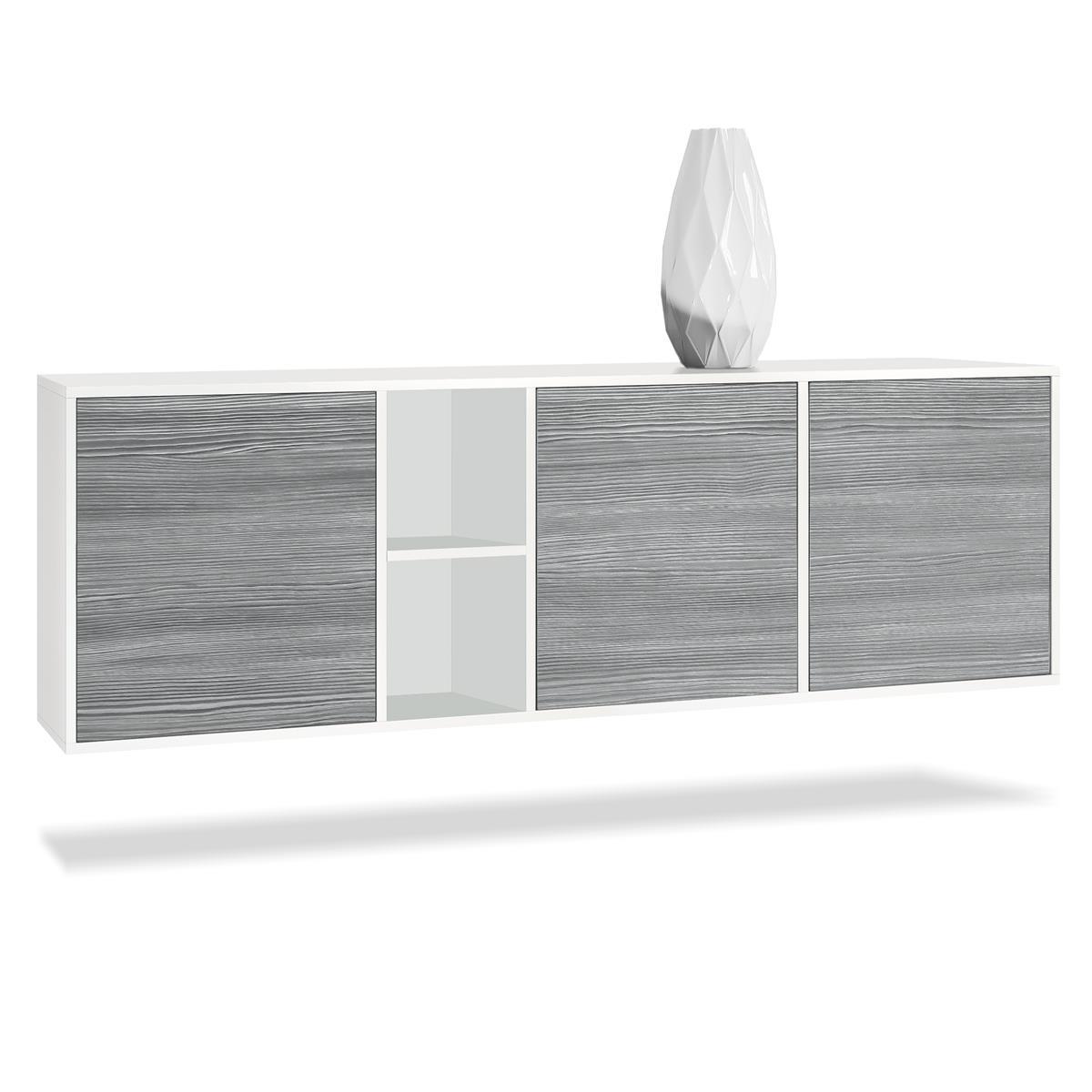 Hangendes Sideboard Cuba Breite 182cm Vladon Mobel