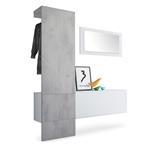 Garderobe Carlton Set 4