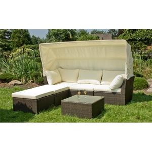 Garten Lounge Set Santiago