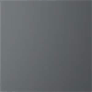 Paneel (Farbe: Graphit seidenmatt)
