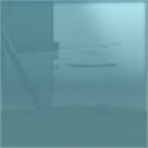 Blende A li/re Clip 260 farbig - Nr 5 (Farbe: Petrol Hochglanz)