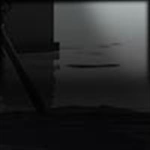 HF-Einleger 1342x305x90x2,5 Aloha 174 (Farbe: Schwarz Hochglanz)