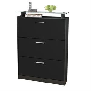 schuhschr nke schuhkipper vladon m bel 2018. Black Bedroom Furniture Sets. Home Design Ideas