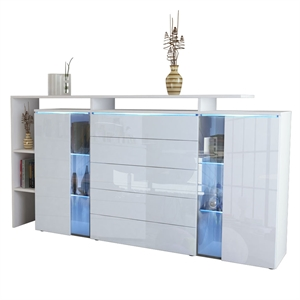 Highboard Lissabon