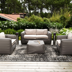 Outdoor Lounge Sitzgruppe