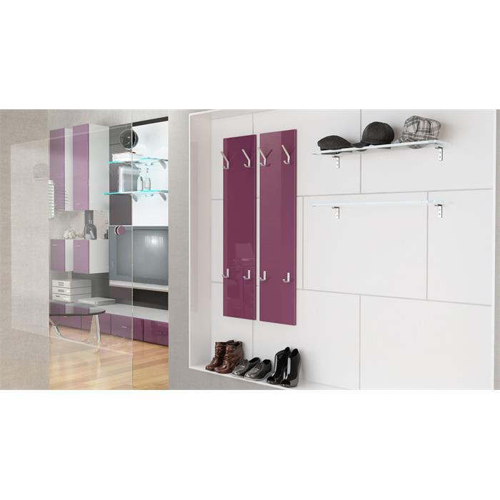 Wandpaneel 120 2er Set Kunststoffhaken - Sale