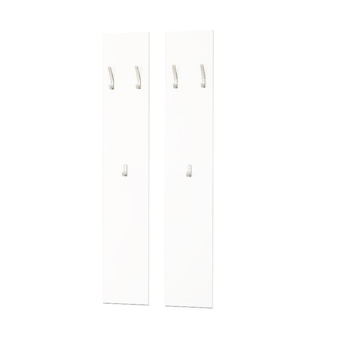 Wandpaneel 140 2er Set Kunststoffhaken - Sale