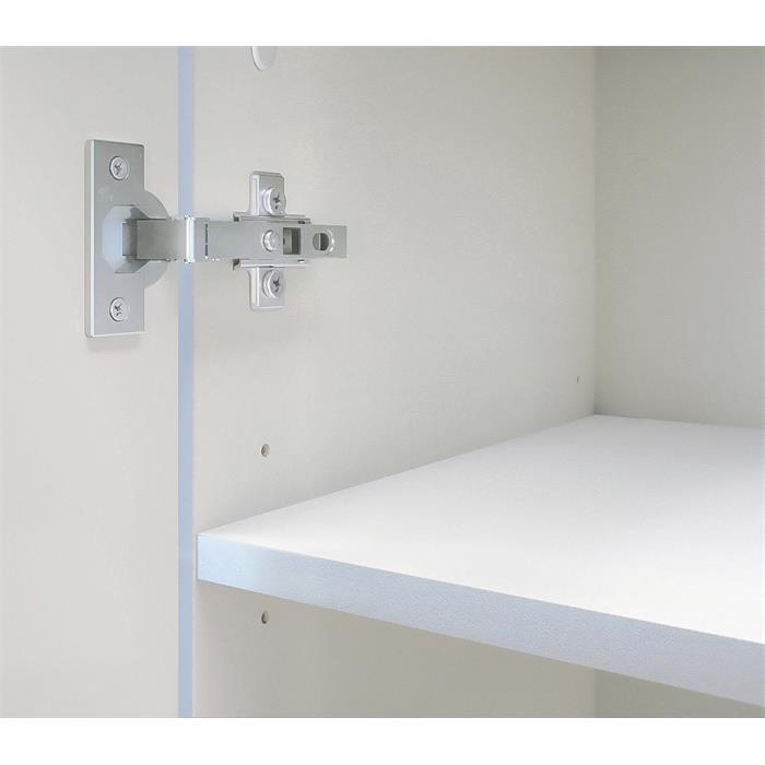 badm belset badezimmer schrank waschbecken unterschrank spiegel aloha v2 wei ebay. Black Bedroom Furniture Sets. Home Design Ideas