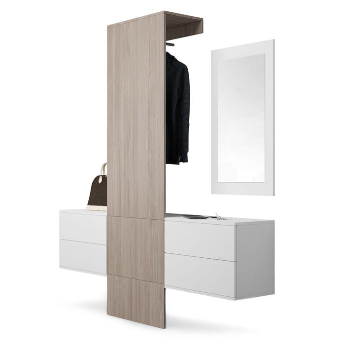 Garderobe Carlton Set 3