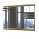 Spiegel Noemi 640x450cm - Sale