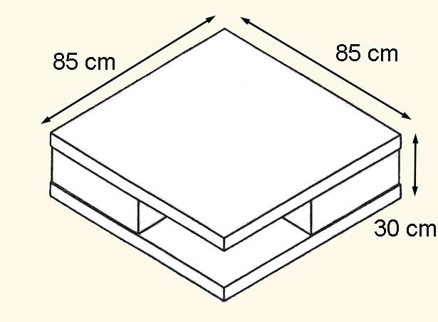 Couchtisch Wohnzimmertisch Tisch Abellio in Weiss