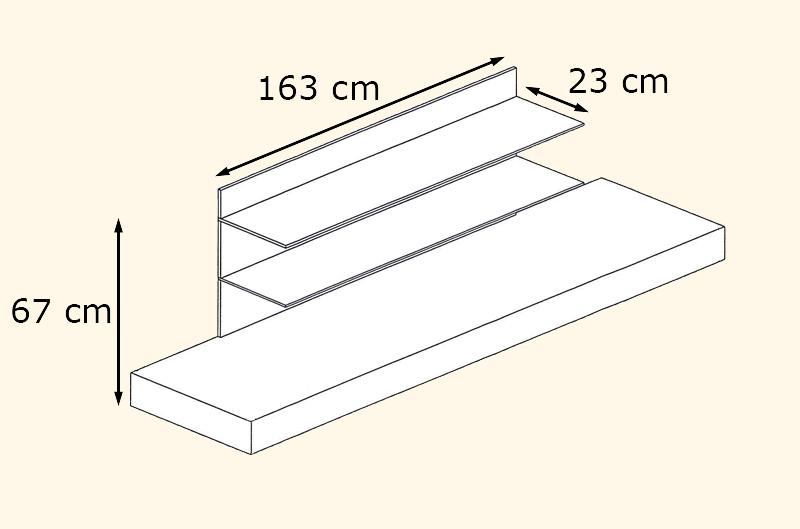 Moderne Wohnwand Twin : Wohnwand Twin Aufbauanleitung  zu Moderne Wohnwand Anbauwand