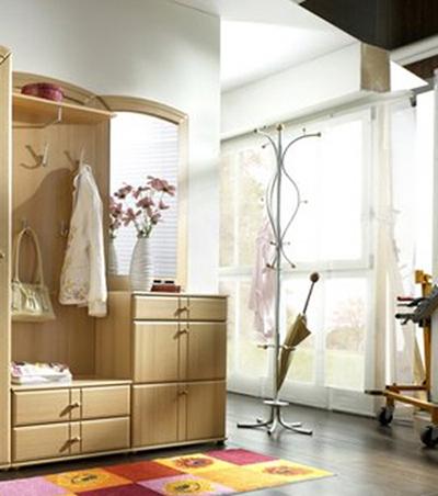 garderoben set darvik in buche ebay. Black Bedroom Furniture Sets. Home Design Ideas