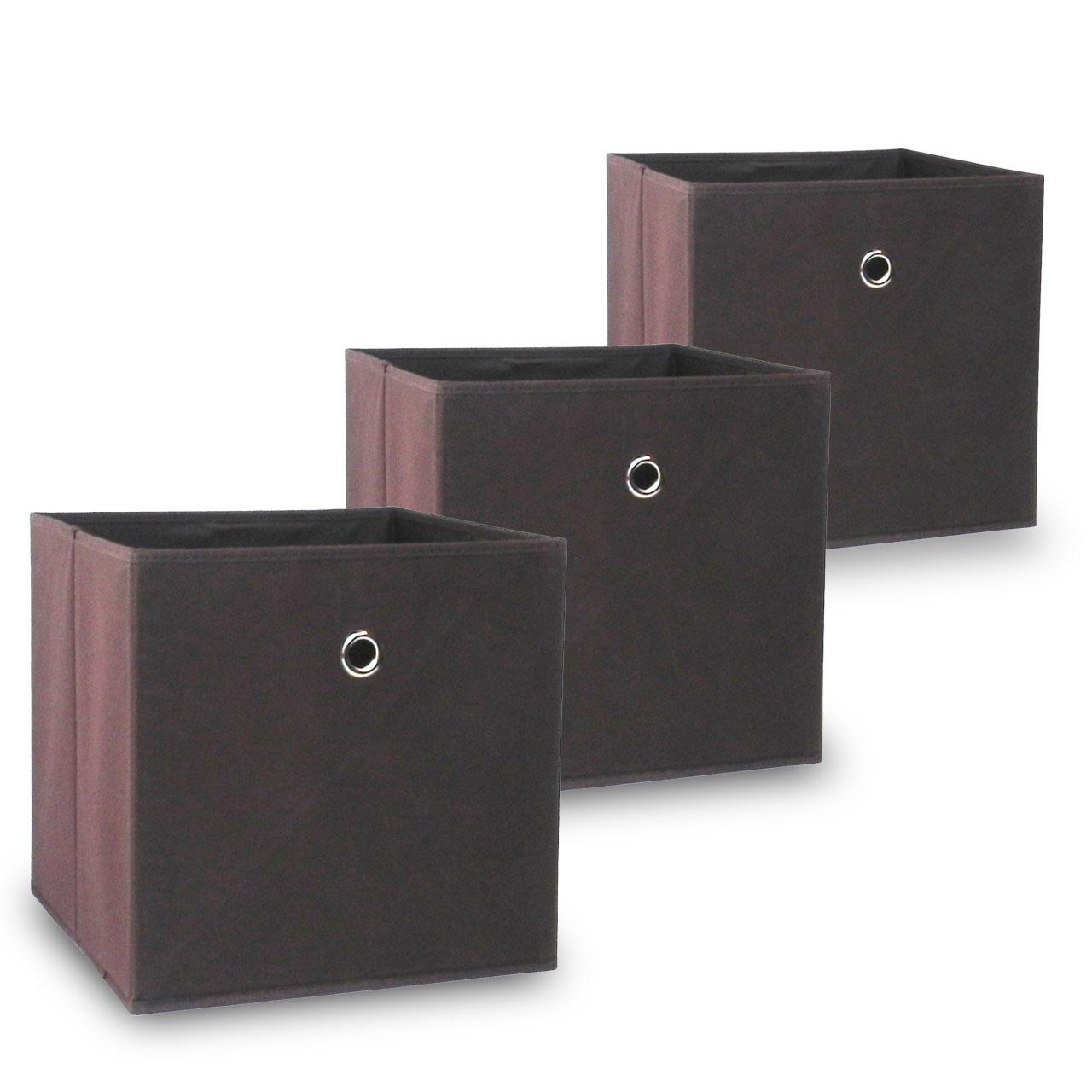 aufbewahrungsbox braun
