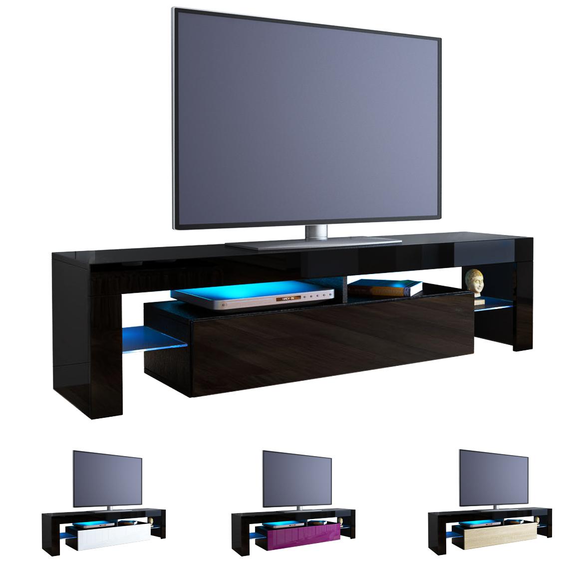 Meuble tv bas lima ~ Solutions pour la décoration intérieure de votre maison -> Meuble Tv DAngle Acacia Massif Beauregard
