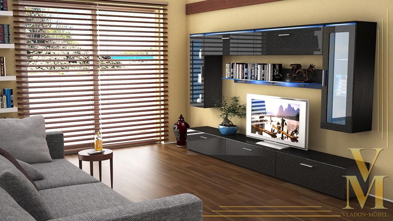 wohnzimmer anbauwand fabulous wohnzimmer wohnwnde anwauwand idstein new with wohnzimmer. Black Bedroom Furniture Sets. Home Design Ideas