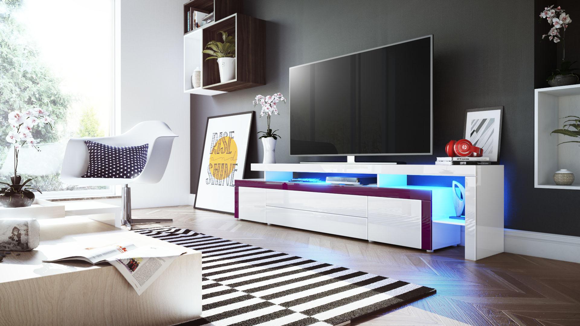 Meuble Tv Bas Armoire Basse Lima Inspiration Sur L Int Rieur Et  # Meuble Tv Lima