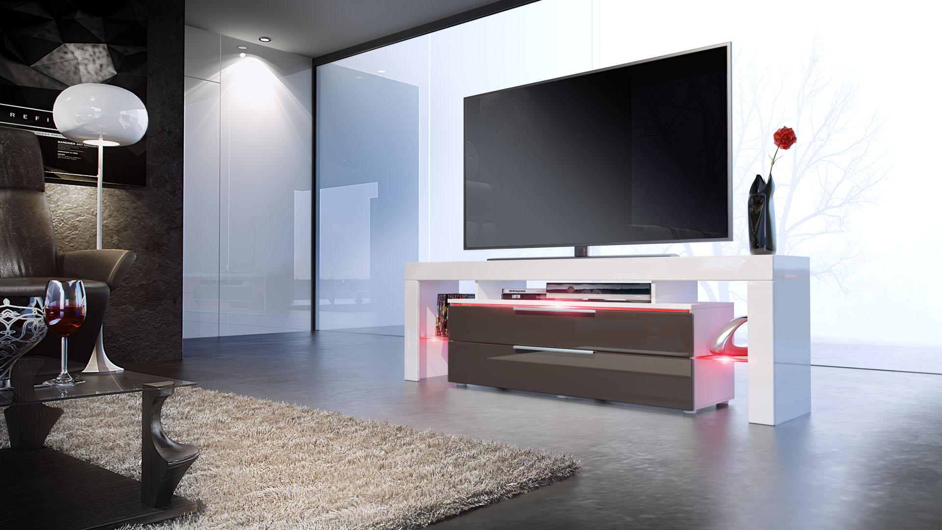 Meuble Tv Bas Armoire Basse Lima Inspiration Sur L Int Rieur Et  # Armoire Basse Tele