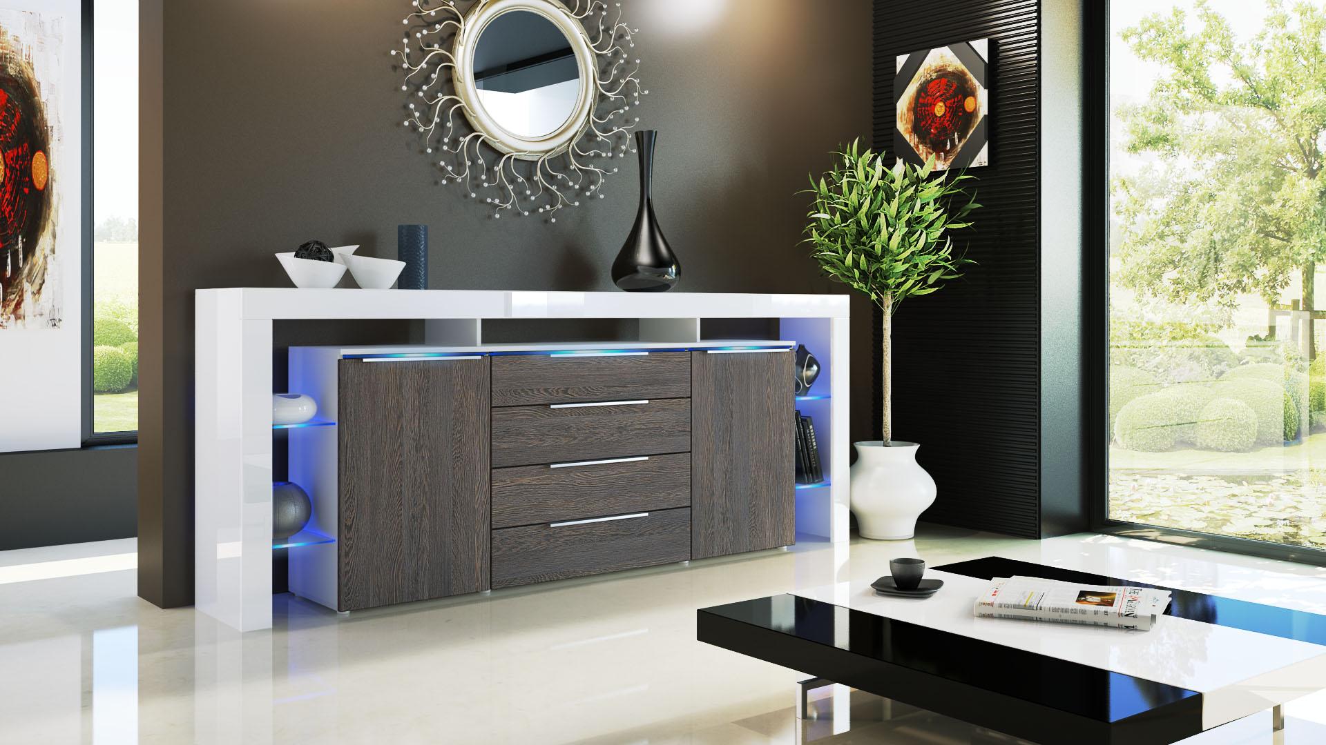 selling tv sideboard inspirierendes design f r wohnm bel. Black Bedroom Furniture Sets. Home Design Ideas