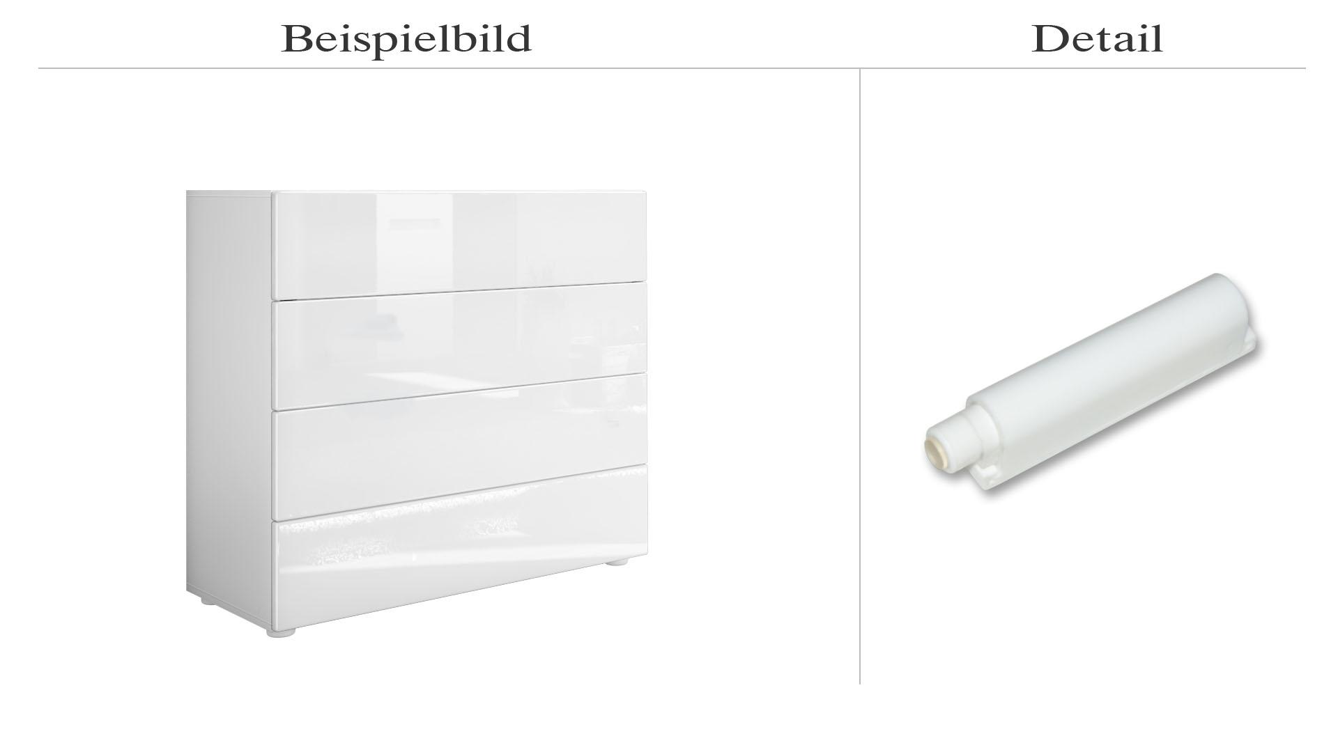 Kommode Schrank Anrichte Sideboard Pavos in Weiß ...