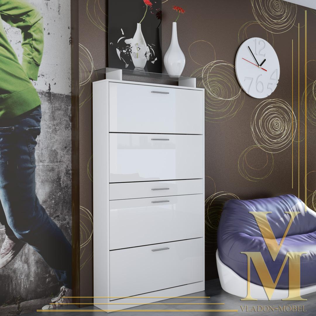 Schuhschrank weiss beste bildideen zu hause design for Schuhschrank ebay