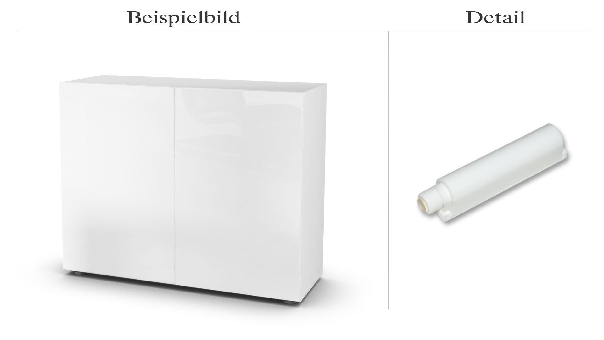 Kommode Schrank Anrichte Sideboard Vega in Weiß ...